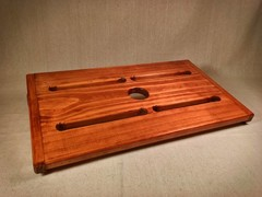 KY Hot Brown Pedalboards
