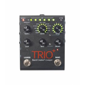 Digitech DigiTech Trio+ Plus Band Creator Pedal w/ Guitar Looping