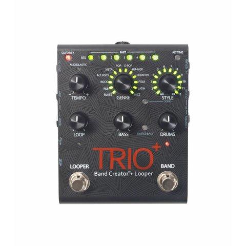 DigiTech Trio+ Plus Band Creator Pedal w/ Guitar Looping