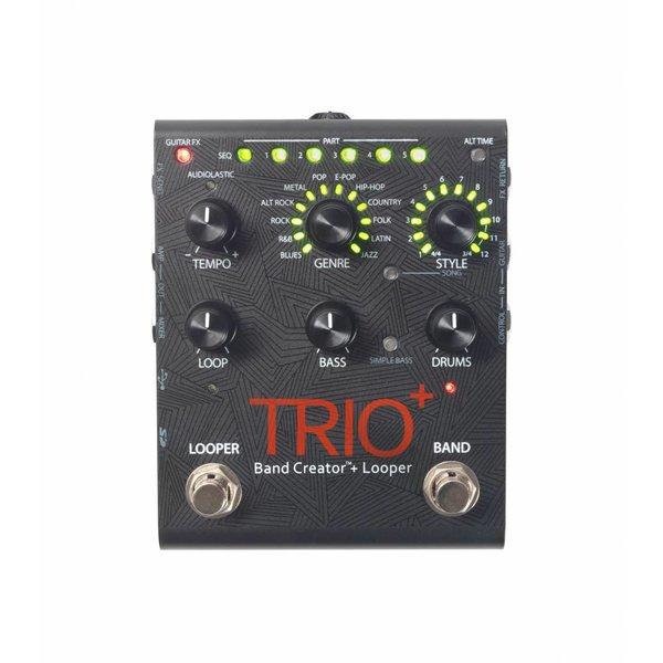 Digitech DigiTech Trio+ Plus Band Creator Pedal w/ Guitar Looping
