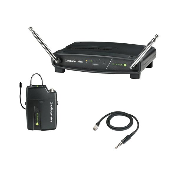 Audio Technica Audio Technica VHF System 9 Guitar VHF System Wireless