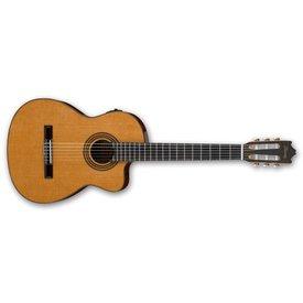 Ibanez Ibanez GA Series GA6CE Classical Cutaway Acoustic-Electric Guitar Natural