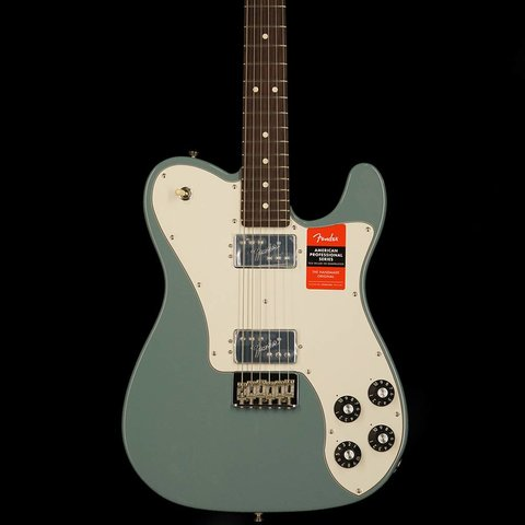 American Pro Telecaster Deluxe Shawbucker, Rosewood Fingerboard, Sonic Gray