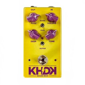 KHDK KHDK Scuzz Box Germanium Fuzz