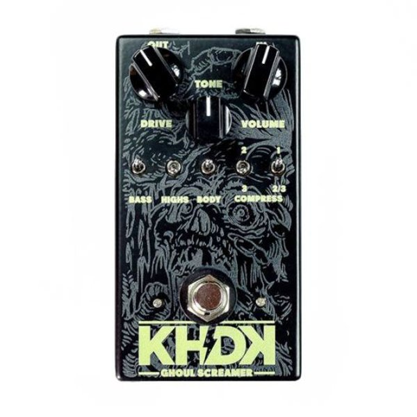 KHDK KHDK Ghoul Screamer Distortion