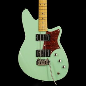 Reverend Reverend Descent HC90 Baritone w/Wilkinson Trem Oceanside Green