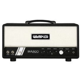 Wampler Wampler Bravado 40W Hand-Wired All Tube Head w/ FX Loop