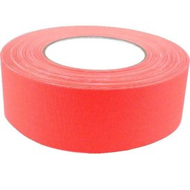 American Recorder Technologies 2'' Gaffers Tape, Cable Grade, 50 Yard, Neon Orange