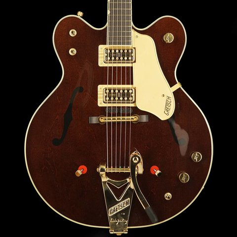 Gretsch G6122T-62 Vint Select Edtn 62 Chet Atkins Country Gentleman Hllw Bdy w Bigsby, TV Jones, WS