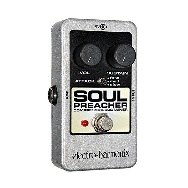 Electro Harmonix Electro-Harmonix Nano Soul Preacher Compressor/Sustainer Pedal