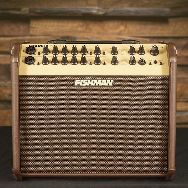 Fishman Fishman PRO-LBX-600 Loudbox Artist - 120 watts - WITH FREE $55 GIFT CARD!
