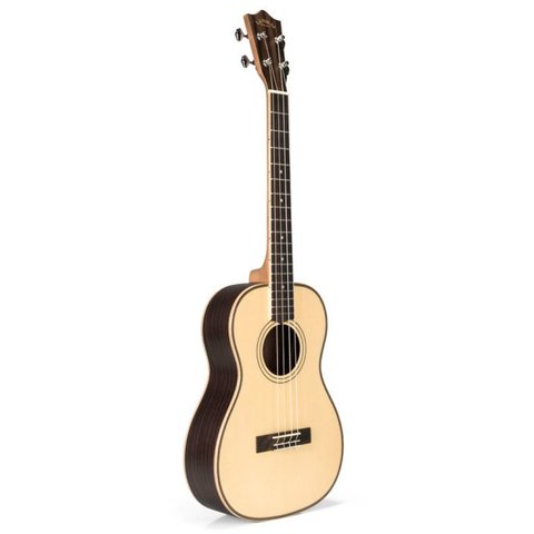 Lanikai Solid spruce top Rosewood  back and side Baritone Ukulele