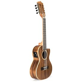 Lanikai Lanikai Acacia 8-String with Kula Preamp A/E Ukulele