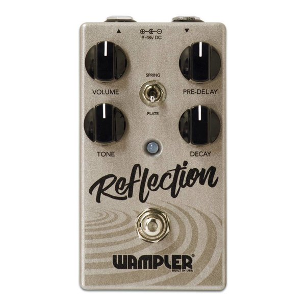 Wampler Wampler Reflection Reverb Pedal