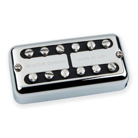 Seymour Duncan Seymour Duncan Psyclone Hot, Bridge, Nickel Cover