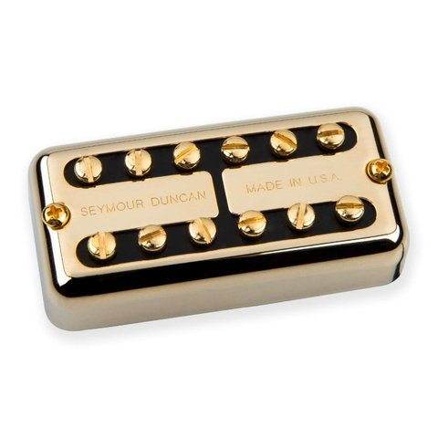 Seymour Duncan Psyclone Hot, Neck, Gold Cover