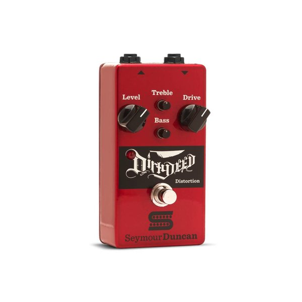 Seymour Duncan Seymour Duncan Dirty Deed Distortion Pedal
