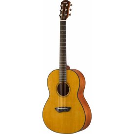 Yamaha Yamaha CSF1M VN Compact, parlor size guitar with Solid Spruce top and mahogany back and sides.