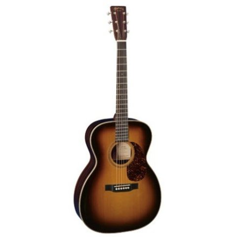 Martin 000-28EC Sunburst Custom Signature Editions(Case Included)