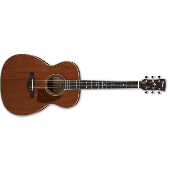 Ibanez Ibanez AVC10MHOPN Artwood Vintage Thermo Aged Grand Concert Acoustic Guitar - Open Pore Natural