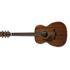 Ibanez Ibanez AVC9LOPN Artwood Vintage Thermo Aged Grand Concert Acoustic Guitar Lefty - Open Pore Natural