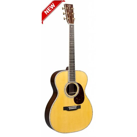 Martin 000-42 (New 2018) Standard Series (Case Included)