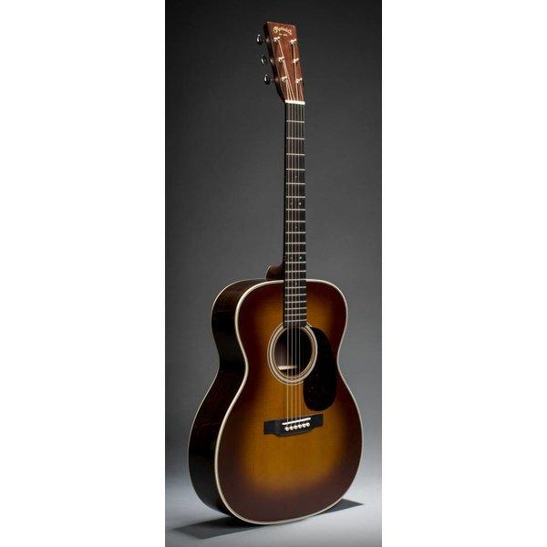Martin Martin 000-28 Ambertone Left (New 2018) Standard Series (Case Included)