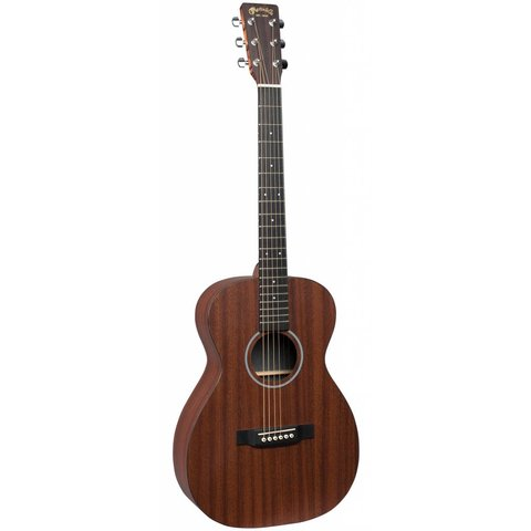 Martin 0X2MAE Left X Series (Case Available as an Option)
