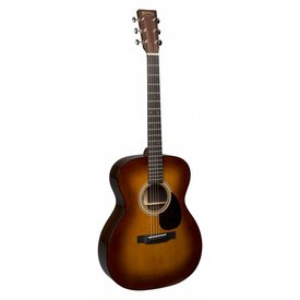 Martin Martin OM-21 Ambertone Left (New 2018) Standard Series (Case Included)