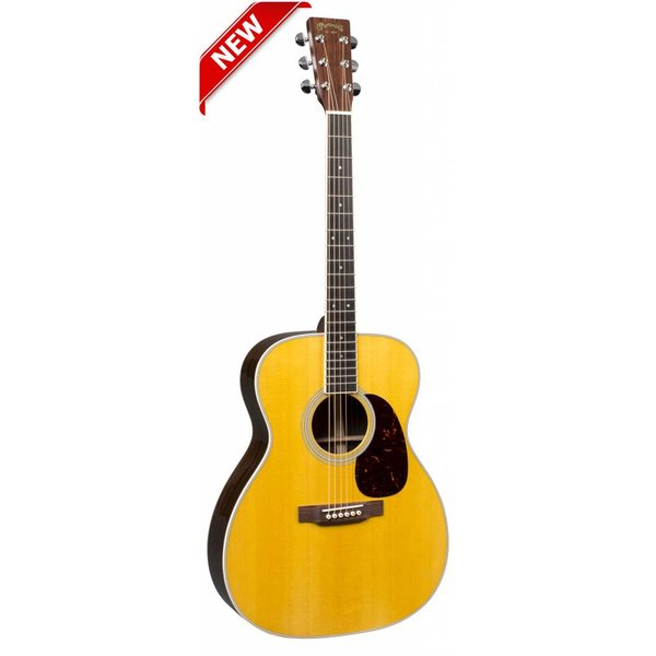 Martin Martin M-36 Left (New 2018) Standard Series (Case Included)