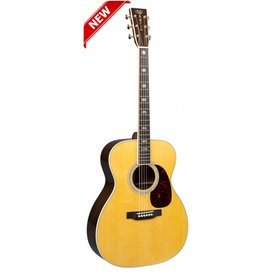 Martin Martin J-40 Left (New 2018) Standard Series (Case Included)