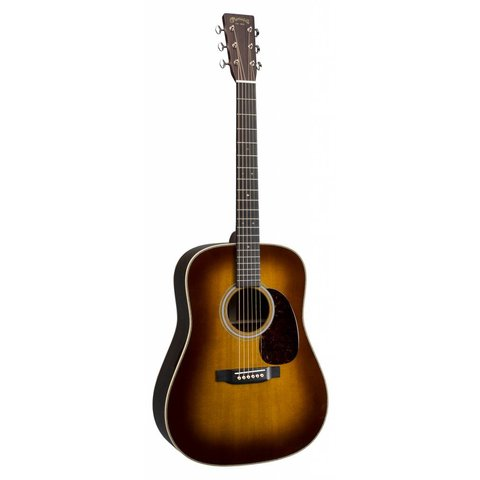 Martin HD-28 Ambertone Left (New 2018) Standard Series (Case Included)