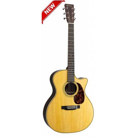 Martin GPC-28E (Fishman Electronics) Left (New 2018) Standard Series (Case Included)