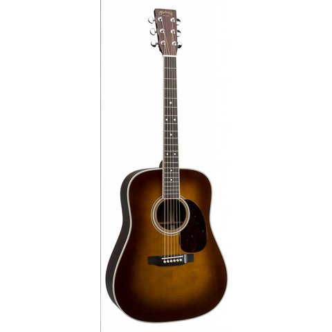 Martin D-35 Ambertone Left (New 2018) Standard Series (Case Included)