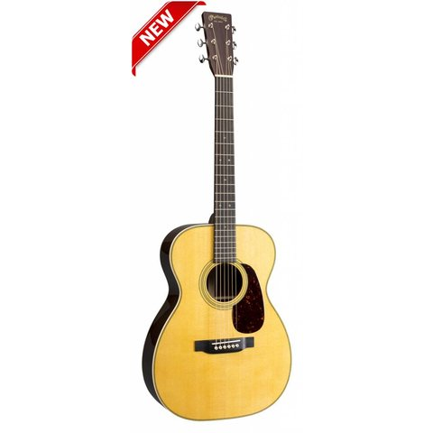 Martin 00-28 Left (New 2018) Standard Series (Case Included)