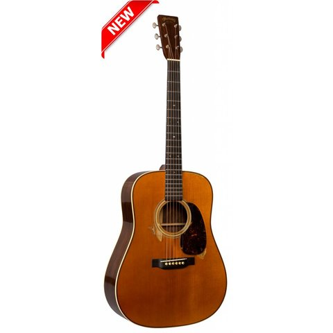 Martin D-28 Authentic 1937 Aged Left Authentic (Case Included)