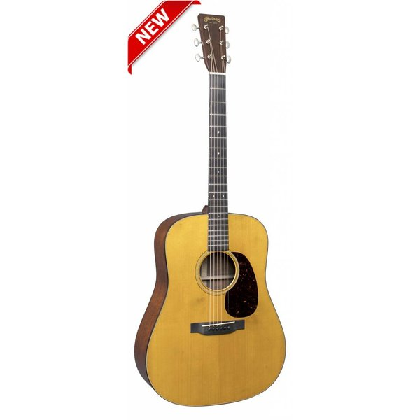 Martin Martin D-18 Authentic 1939 Aged Left Authentic (Case Included)