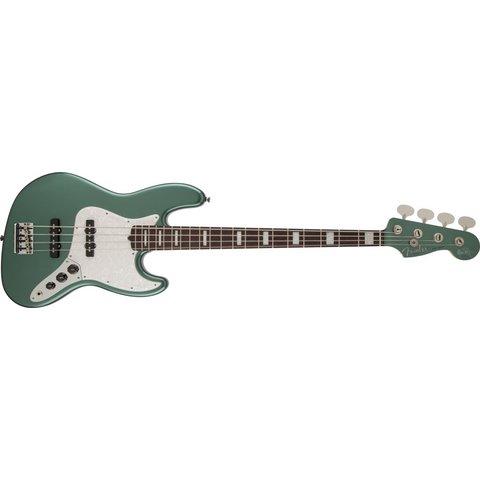 Adam Clayton Jazz Bass, Rosewood Fingerboard, Sherwood Green Metallic