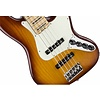 American Elite Jazz Bass V Ash, Maple Fingerboard, Tobacco Sunburst