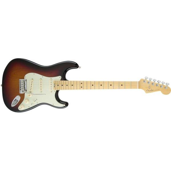Fender American Elite Stratocaster, Maple Fingerboard, 3-Color Sunburst