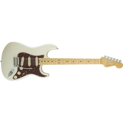 American Elite Stratocaster, Maple Fingerboard, Olympic Pearl
