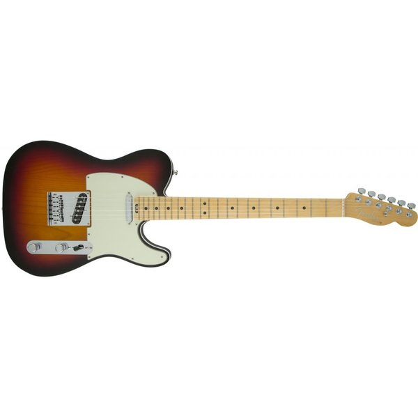 Fender American Elite Telecaster Mystic Black