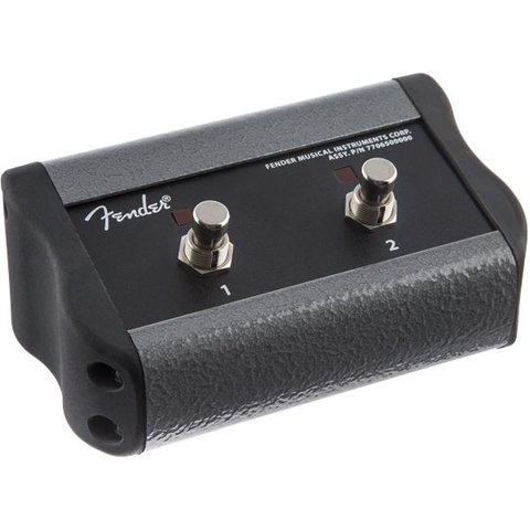 2-Button Footswitch, Acoustic Pro/SFX, Black