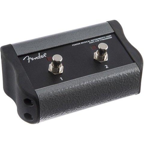 2-Button Footswitch, Acoustic Pro/SFX, Black