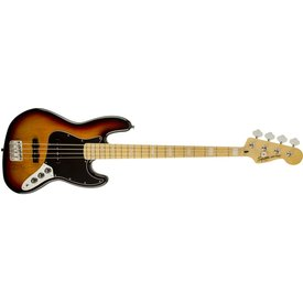 Squier Vintage Modified Jazz Bass '77, Maple Fingerboard, 3-Color Sunburst