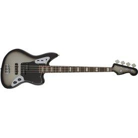 Fender Troy Sanders Jaguar Bass, Rosewood Fingerboard, Silverburst