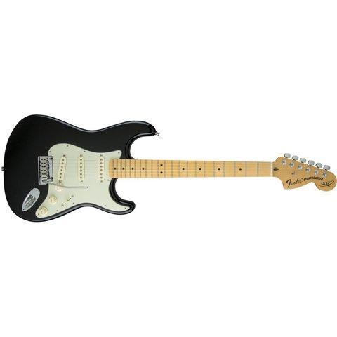 The Edge Strat, Maple Fingerboard, Black