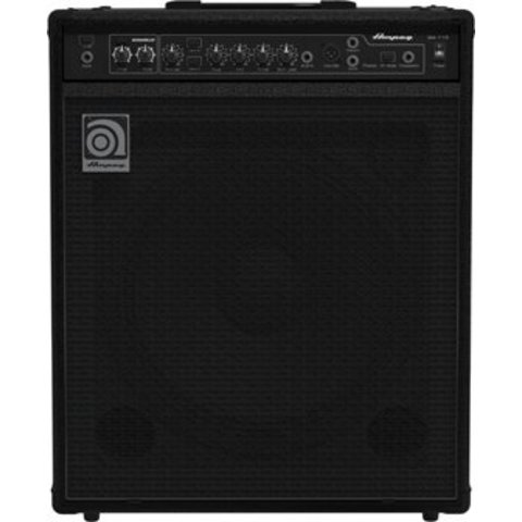 Ampeg BA-115v2 1 x 15'' 150W RMS, Single 15'' Ported, Combo with Scrambler