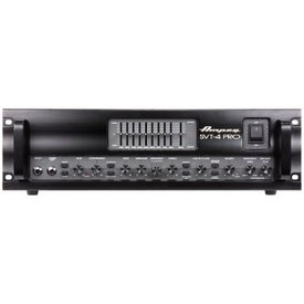 Ampeg Ampeg SVT-4PRO 1200W RMS Tube Preamp Stereo Power Amp