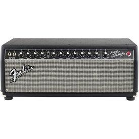Fender Super Bassman, 120V, Black